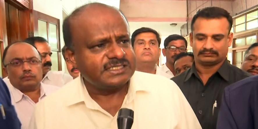 कर्नाटक संकट : कुमारस्वामी से 17 जुलाई को बहुमत साबित करने के लिए कह सकते हैं स्पीकर