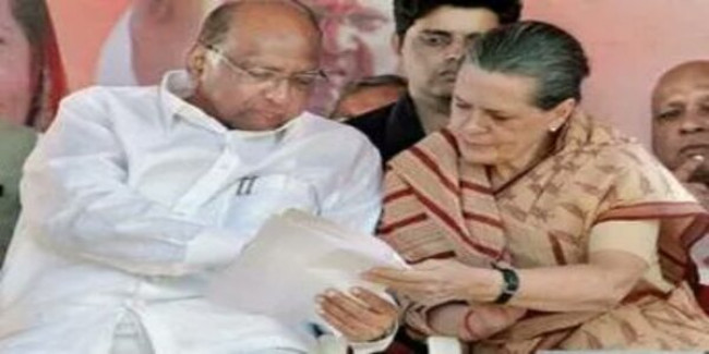 Sharad Pawar-Sonia Gandhi meet on the fate of alliance with Sena today
