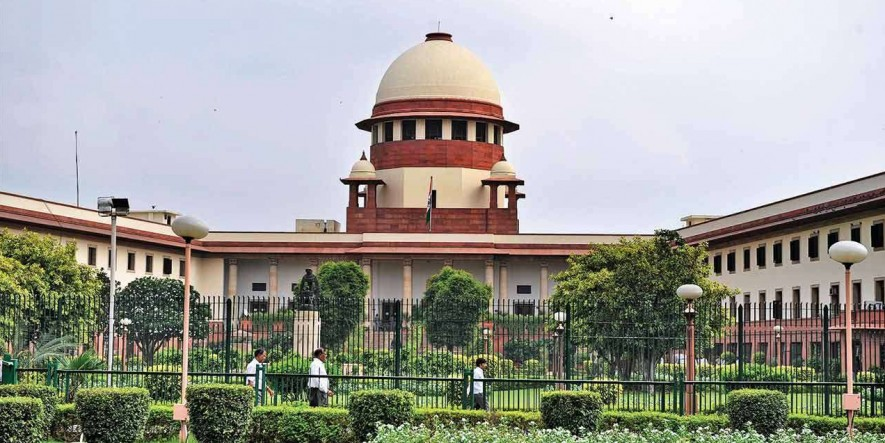 Supreme Court to hear on June 10 pleas challenging its order on Mahrashtra EWS quota row