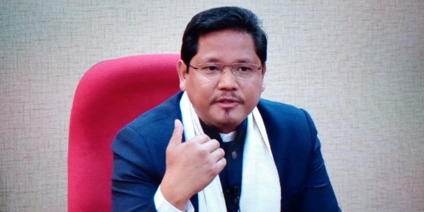 Conrad Sangma pledges Rs 1 crore to Fani victims