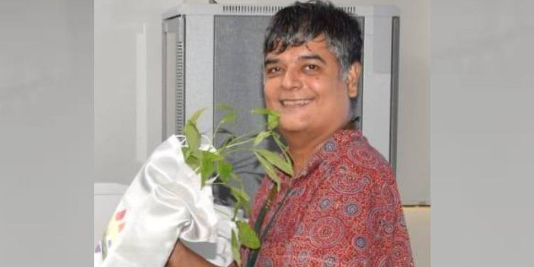 Dr Shankar Ganesan, one of the first openly gay academics from Tamil Nadu, passes away