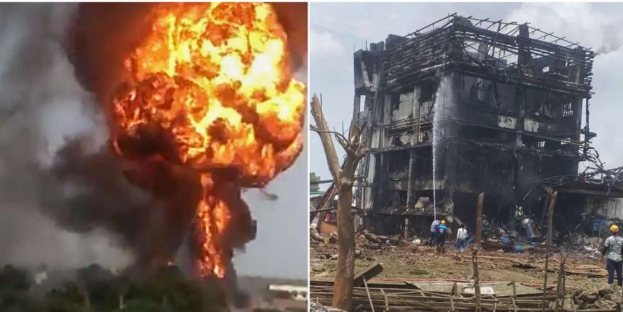 At least 12 killed in Dhule chemical factory explosion, CM Fadnavis announces Rs 5 lakh ex-gratia
