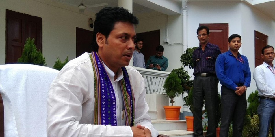 Tripura: FIR filed against man for allegedly spreading rumours of chief minister's divorce