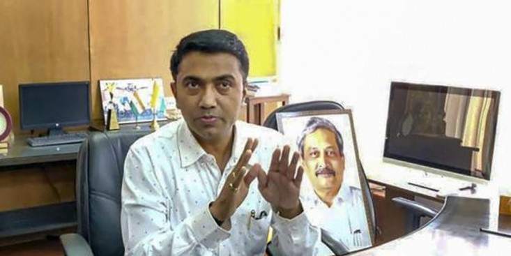 No code violation in appointment of two Dy CMs in Goa: CEO