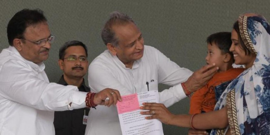 Right to health bill soon, says Rajasthan chief minister Gehlot