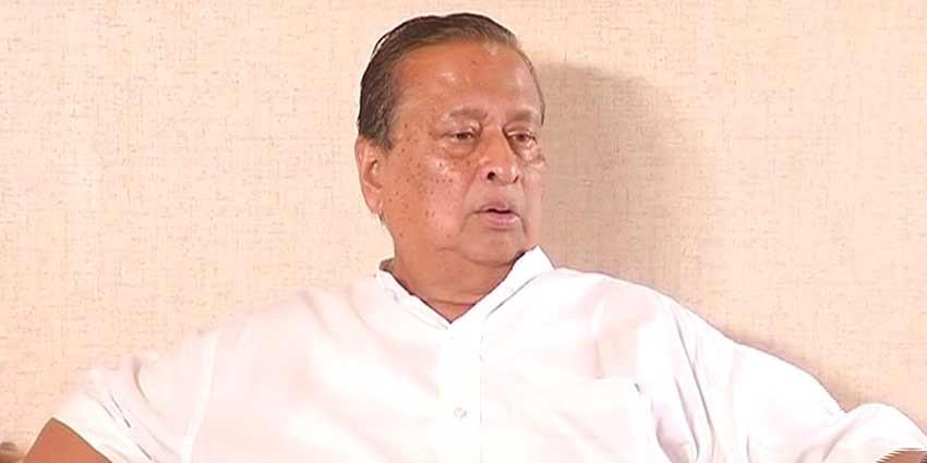 OPCC Chief Niranjan Patnaik Quits Post After Poll Debacle