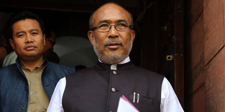 Manipur Chief Minister Did Not Jump Queue To Cast Vote: Official
