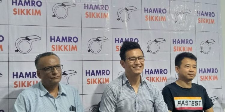 Hamro Sikkim Party for clean politics in people's interest: Bhaichung