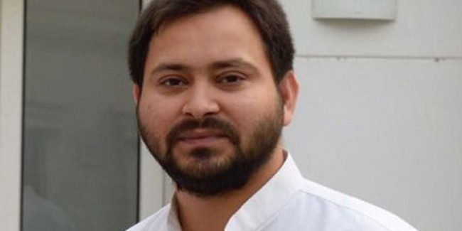 Political earthquake after LS election results: Tejashwi