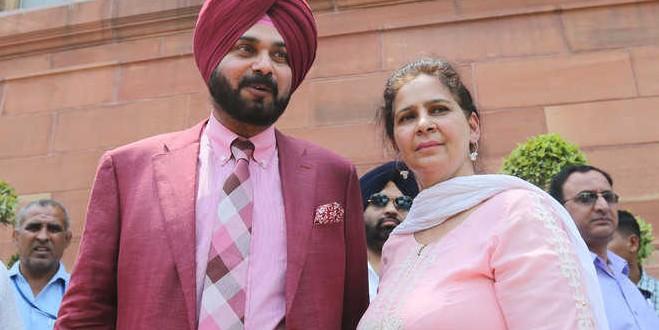सिद्धू की पत्नी का आरोप, कहा- CM अमरिंदर सिंह के कहने पर काटा गया इनका टिकट