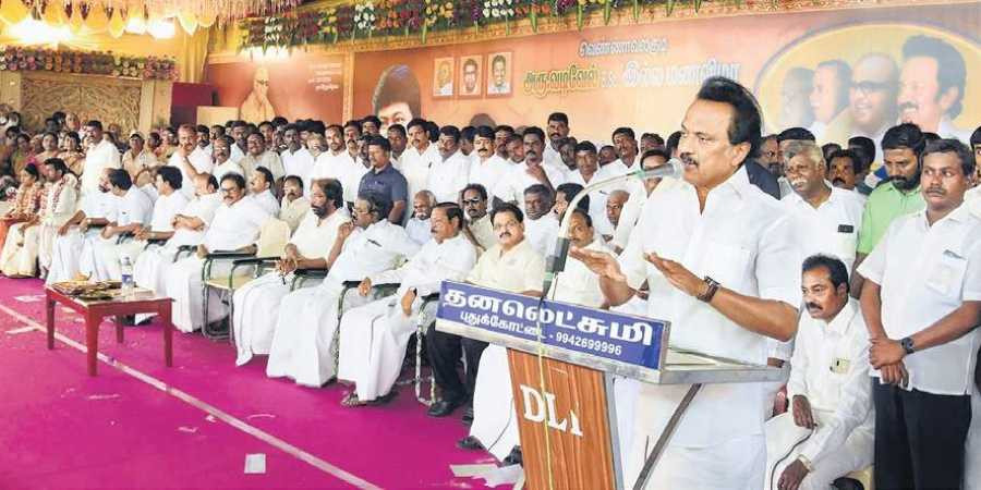 Include Tamil in traffic violation receipts or face protest: Stalin