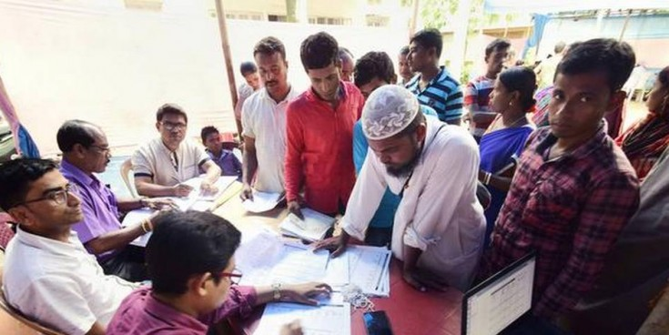 Assam mulls 10 centres for those excluded from NRC
