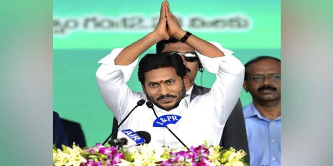 """""""Humanity"""" My Religion, """"Keeping Promises"""" My Caste: Jagan Mohan Reddy"""