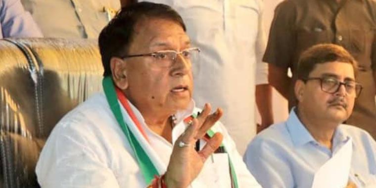 नए मोटर व्हीकल एक्ट की इस बात से परेशान हैं मंत्री पीसी शर्मा