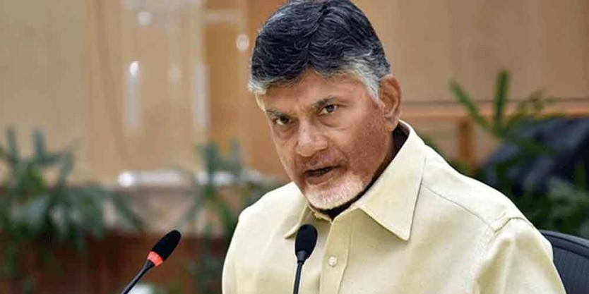 Power cuts started within a month of YSRCP government :Chandrababu Naidu