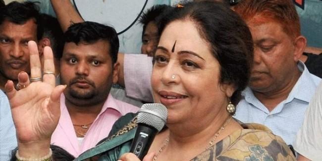 Lok Sabha elections 2019: Kirron Kher battles 'absentee' charge in Chandigarh, banks on Modi magic