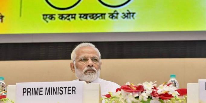 PM Modi to declare India open defecation-free on October 2: Gujarat Deputy CM