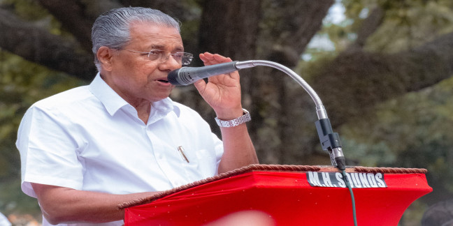 UAPA against two CPM workers: CM seeks explanation from DGP