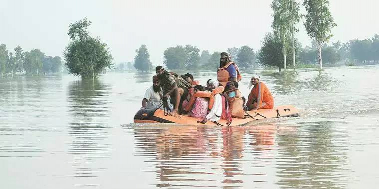 Inter-ministerial central team to visit Punjab to assess damage by floods