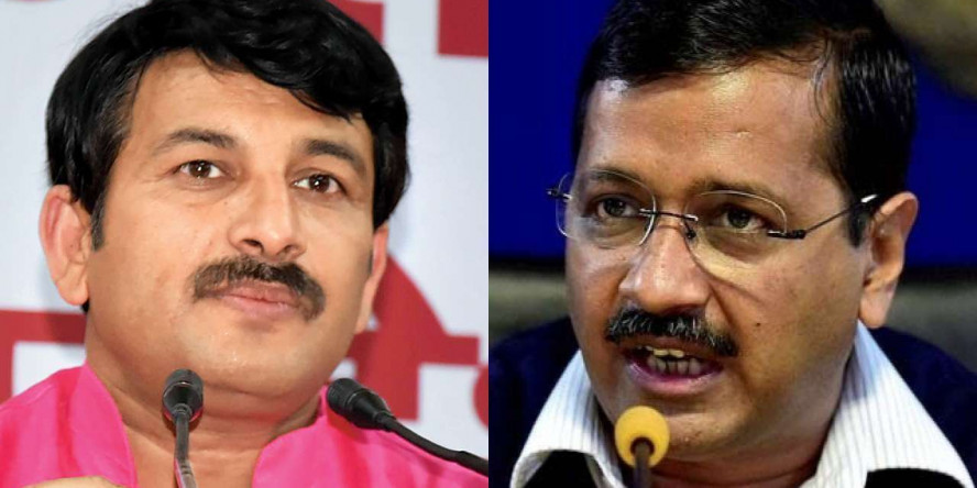If NRC is Implemented in Delhi, Manoj Tiwari will Leave First: Arvind Kejriwal