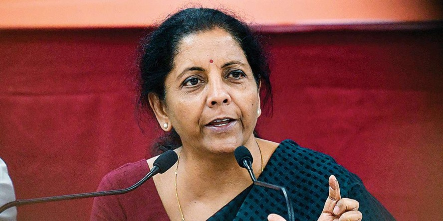 राज्यसभा : कांग्रेस ने की बजट 2019 की आलोचना, वित्त मंत्री ने कहा- निवेश को मिलेगी गति