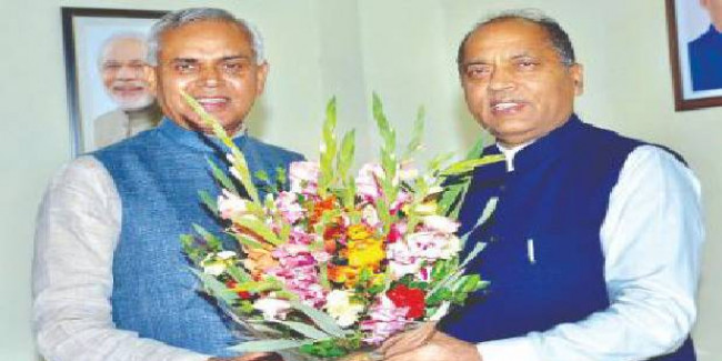 Will keep propagating zero budget natural farming as Guj Guv too: Acharya Devvrat