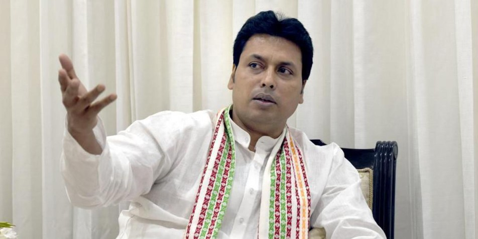 Tripura: Journalist, constable arrested for sharing Facebook post about rumours of CM's divorce