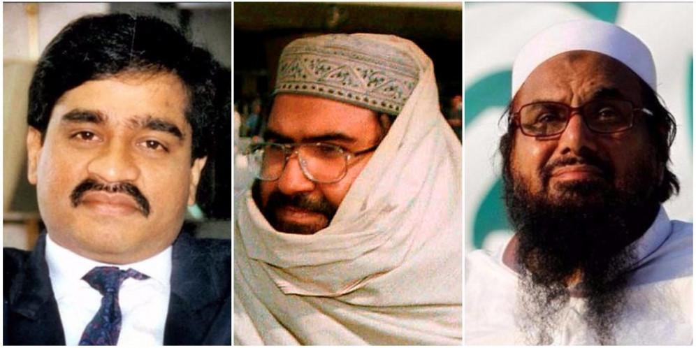 अजहर, सईद, दाऊद, लखवी नए आतंकवाद निरोधक कानून के तहत आतंकवादी घोषित
