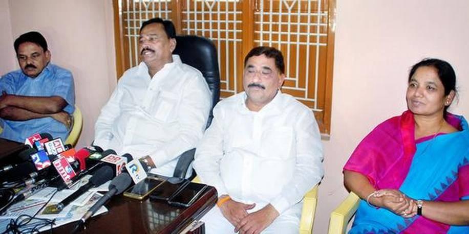 Paritala Sriram likely to be made TDP in-charge of Dharmavaram