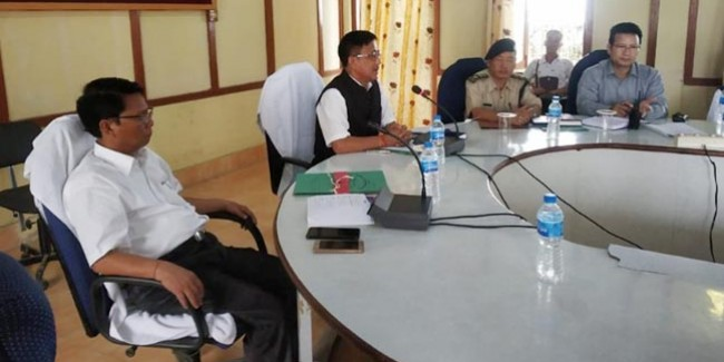 Work without political bias: Arunachal minister Taki to departmental heads