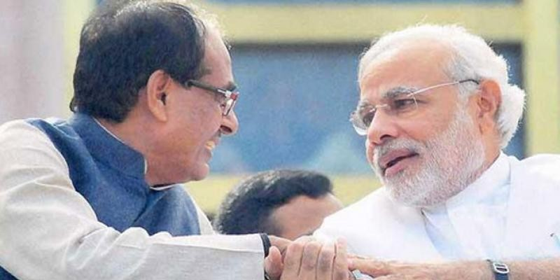 """""""Target Is To Form Government In Telangana In 2023,"""" Says Shivraj Chouhan"""