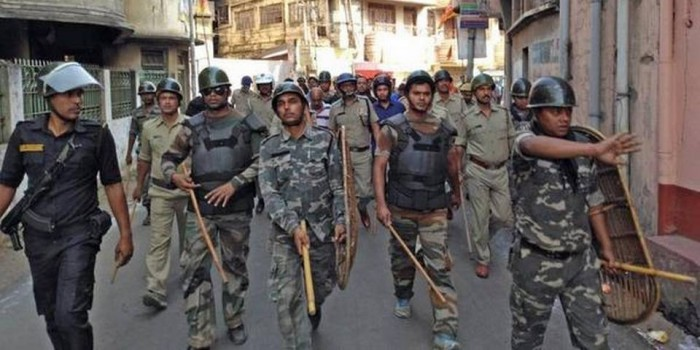 All polling booths in West Bengal to have central forces from fifth phase