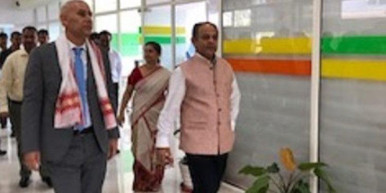 Israeli Ambassador to India all in praises of Assam Startup – The Nest