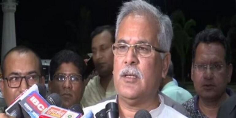 गाजियाबाद में नाबालिग की दुष्कर्म और हत्या मामले में मुख्यमंत्री बघेल ने परिजनों को मदद देने के लिए निर्देश दिए