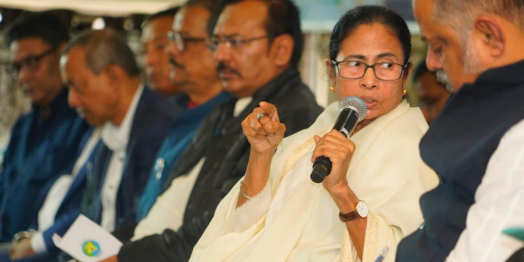 Time to Give a Befitting Reply to BJP: Mamata Banerjee