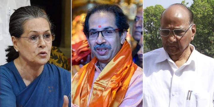 BJP ने शिवसेना को बताया 'सोनिया सेना', कहा- कुमारस्वामी जैसा होगा पार्टी का हाल
