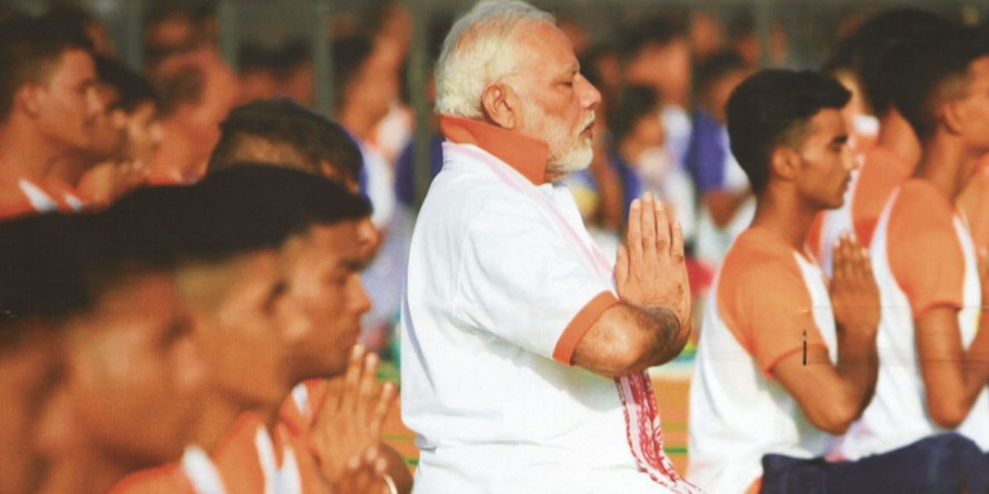 PM Modi in Jharkhand, Amit Shah in Haryana on Yoga Day: Election is coming