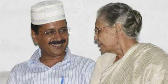 Sheila Dikshit to meet Kejriwal to discuss issues in Delhi