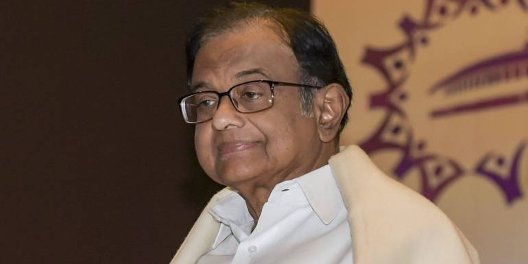 CBI blamed P Chidambaram for tampering evidence