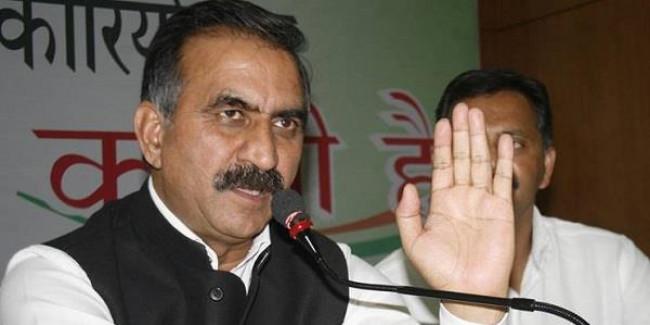 सुक्खू पर भारी पड़े वीरभद्र सिंह, अध्यक्ष बनाने में नहीं चली