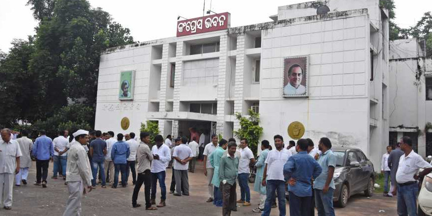 Odisha Congress begins membership drive from September