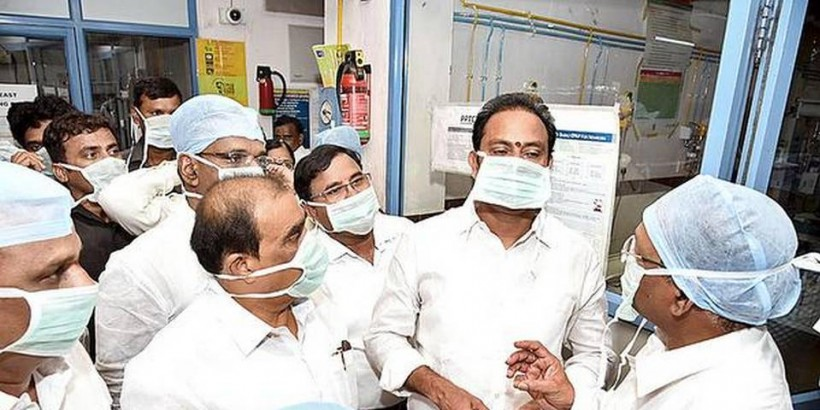Andhra Pradesh Deputy Chief Minister talks toughon infant mortalities