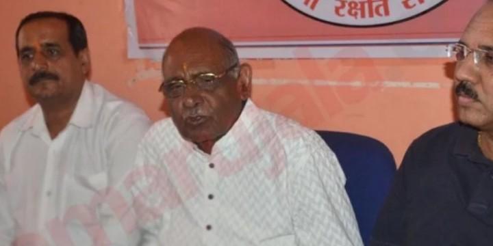 विश्व हिंदू परिषद की केंद्रीय प्रबंधक समिति की बैठक जम्मू में, सुरेश भैया जी जोशी होंगे शामिल