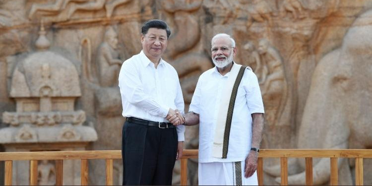 Trade, terrorism, culture feature in talks on day one of PM Modi-Xi Jinping meet
