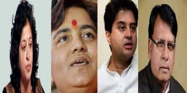 साध्वी प्रज्ञा के 'मारक शक्ति' के बयान से कांग्रेस में बवाल, शोभा ओझा और सिंधिया ने दी प्रतिक्रिया