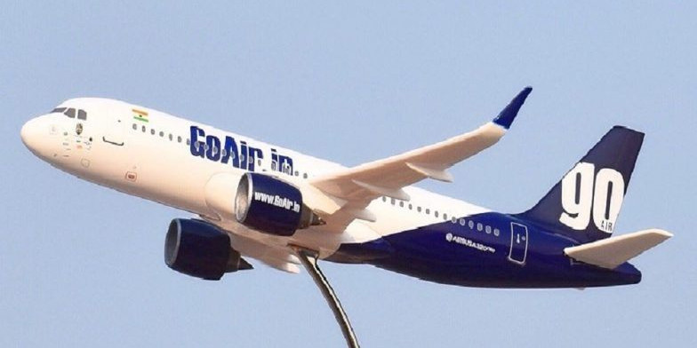 Mizoram chief minister flags off daily GoAir flight from Aizawl