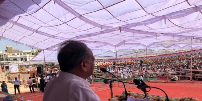 CM गहलोत का भाजपा पर हमला, राष्ट्रभक्ति का सर्टिफिकेट देने वाले ये कौन हैं
