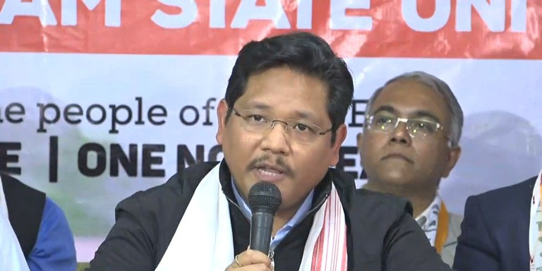 State Suffered Double Loss During 14th Finance Commission's Period: Conrad K Sangma