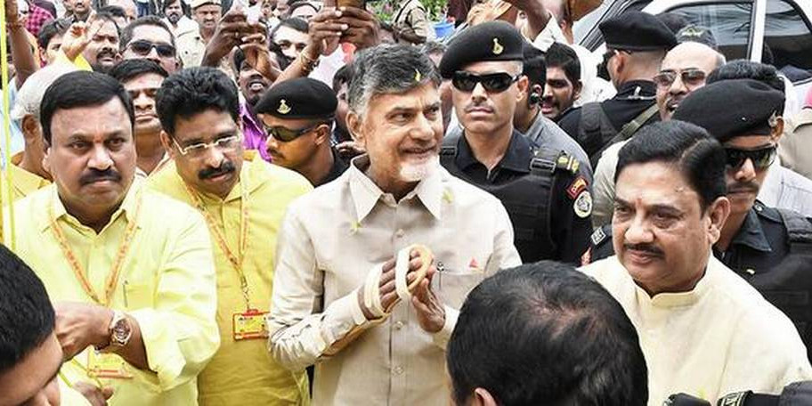 Young blood will be infused to strengthen Telugu Desam Party, says Naidu