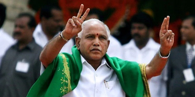 Karnataka Cabinet Expansion: BJP Leader Mistakenly Takes Oath As Chief Minister, Gets Yediyurappa Hug